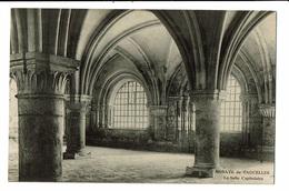 CPA - Carte Postale -BELGIQUE - Vaucelles - Abbaye - Salle Capitulaire  VM674 - Doische