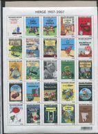 Belgie BL143 Tintin Bd Comics Strips MNH - Blocks & Sheetlets 1962-....