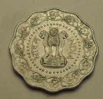1973 - Inde République - India Republic - 10 PAISE, B, Mombay, KM 27.1 - Inde