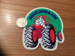 AUTOCOLLANT, Sticker «MICHELIN» (tracteur, Pneu) - Stickers