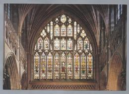 UK.- DEVON. EXETER CATHEDRAL. East Window. - Exeter