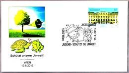 PROTECCION DE LA NATURALEZA - SCHÜTZT DIE UMWELT. Wien 2013 - Protección Del Medio Ambiente Y Del Clima