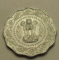 1974 - Inde République - India Republic - 10 PAISE, B, Mombay, KM 27.1 - Inde