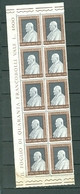 Vatican Pope Ioannes XXIII Mint Some Staining Block Of 19 Has Been Folded WYSIWYG A04s - Blocks & Sheetlets & Panes