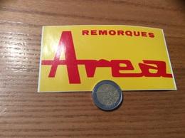 AUTOCOLLANT, Sticker «REMORQUES Area» - Stickers