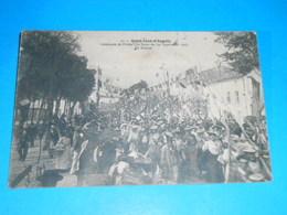 17 ) Saint-jean-d'angély - N° 20 - Le Retour - Concours De Péche à La Ligne Du 29 / Sept / 1907  - Année  : EDIT : - Saint-Jean-d'Angely