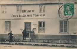 I56 - 76 - ISNEAUVILLE - Seine-Maritime - Poste Télégraphe Téléphone - Other Municipalities