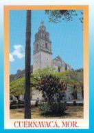 1 AK Mexiko * Kathedrale Catedral De La Asunción De María, Eine Der ältesten Kirchen Mexikos In Der Stadt Cuernavaca - Mexiko