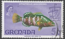 Grenada. 1968-71 Definitives. 5c Used  SG 309 - Grenada (...-1974)