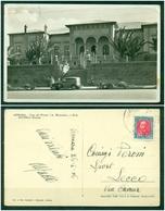 CARTOLINA - Z639 ITALIA COLONIE ERITREA Cartolina Illustrata (Asmara, Casa Del Fascio A. Mussolini E Sede Dell'Ufficio - Eritrea