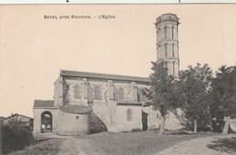 Haute Garonne - BERAT Près Rieumes  - L' Eglise - Non écrite - France