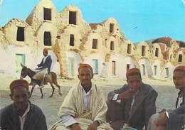 Afrique- TUNISIE  Sud Tunisien MEDENINE Ghorfas *PRIX FIXE - Tunisia