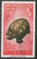 Grenada. 1968-71 Definitives. 12c Used  SG 313 - Grenada (...-1974)