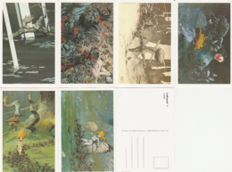 LOISEL : Lot 6 Cartes Postales L'OFFRANDE - Loisel