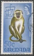 Grenada. 1968-71 Definitives. 50c Used  SG 317 - Grenada (...-1974)