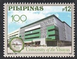 Filippine Philippines Philippinen Pilipinas 2019 University Of The Visayas Set Singles - MNH** (see Photo) - Filippine