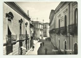 BRONTE - VIA UMBERTO I -   VIAGGIATA FG - Catania