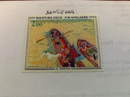 France Art Painting Derain Mnh 1972 - France