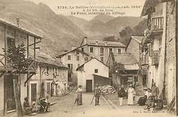 06 La Bolline Valdeblore  Le Four Interieur Du Village - Autres Communes