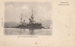 Marine Française Le Latouche Tréville - Guerra