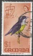 Grenada. 1968-71 Definitives. $1 Used  SG 318 - Grenada (...-1974)