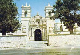 1 AK Peru * Die Kirche In In Der Stadt Cayma - Provinz Arequipa * - Peru