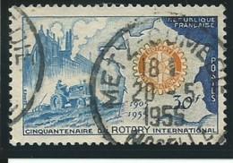 FRANCE: Obl., N° YT 1009, TB - Francia