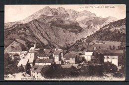 06-Entraunes, Station Estivale, Vue Générale - Autres Communes