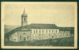 CARTOLINA - Z1281 BERCETO (Parma PR) Seminario E Santuario Della B. V. Delle Grazie, FP, Viaggiata 1922 Per Como, Buone - Parma