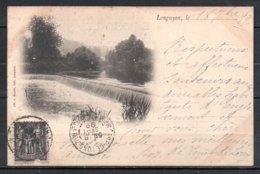 54-Longuyon, écluse, 1899 - Longuyon