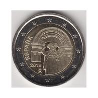 """Moneda 2€ 2018 España """"Santiago De Compostela"""" - España"""