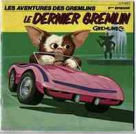LIVRE DISQUE - LES AVENTURES DES GREMLINS - LE DERNIER GREMLIN - RECTO VERSO - Enfants
