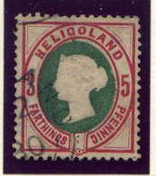 HELIGOLAND - 12° - VICTORIA - Heligoland (1867-1890)