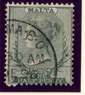 MALTE - 5° - VICTORIA - Malte (...-1964)