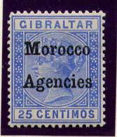 MAROC Bx ANGLAIS - 4* - VICTORIA - Bureaux Au Maroc / Tanger (...-1958)