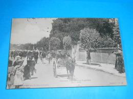 17 ) Saint-jean-d'angély - Attelage - Concours Des Pécheurs Angériens - 22 - 7 - 1906 - Année  : EDIT : Roblin - Saint-Jean-d'Angely