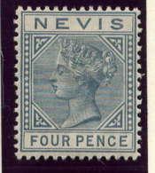 NEVIS - 26* - VICTORIA - St.Christopher-Nevis-Anguilla (...-1980)