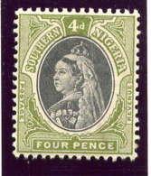 NIGERIA DU SUD - 4* - VICTORIA - Nigeria (...-1960)