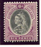 NIGERIA DU SUD - 5* - VICTORIA - Nigeria (...-1960)