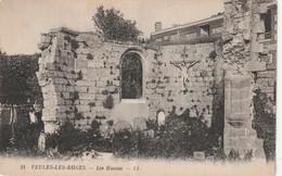 76 Veules Les Roses. Les Ruines - Veules Les Roses