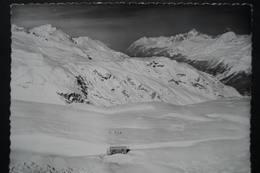 BIVIO Cuolms-Stallerberg Cuolms-Hütte Ski-Läufer - GR Grisons