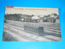 17 ) Saint-jean-d'angély - Vue Panoramique De La Gare Des Voyageurs - Année  : EDIT : - Saint-Jean-d'Angely