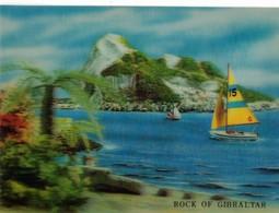 ROCK OF GIBRALTAR  (INGHILTERRA) - Gibilterra