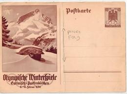 Garmisch-Partenkirchen 1936 - Winter 1936: Garmisch-Partenkirchen