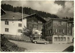 MATHON Schamserberg Hotel Beverin Auto - GR Grisons