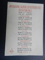 19884) CRISTIANESIMO CARTOLINA CON PREGHIERA VIAGGIATA 1942 - Cristianesimo
