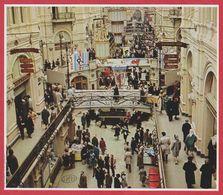 Le Goum à Moscou. Russie. URSS. Encyclopédie De 1970. - Vieux Papiers