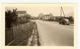 SUISSE - ( VALAIS )  Entrée De Sion ( Photo: Format 12 X 7.5 ) - Lieux