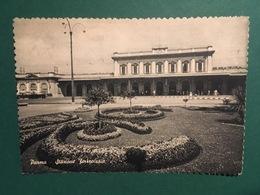 Cartolina Parma - Stazione Ferroviaria - 1961 - Parma