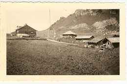 SUISSE - ( BRETAYE ) Chalets De Bretaye  ( Photo: Format 12 X 7.5 ) - Lieux